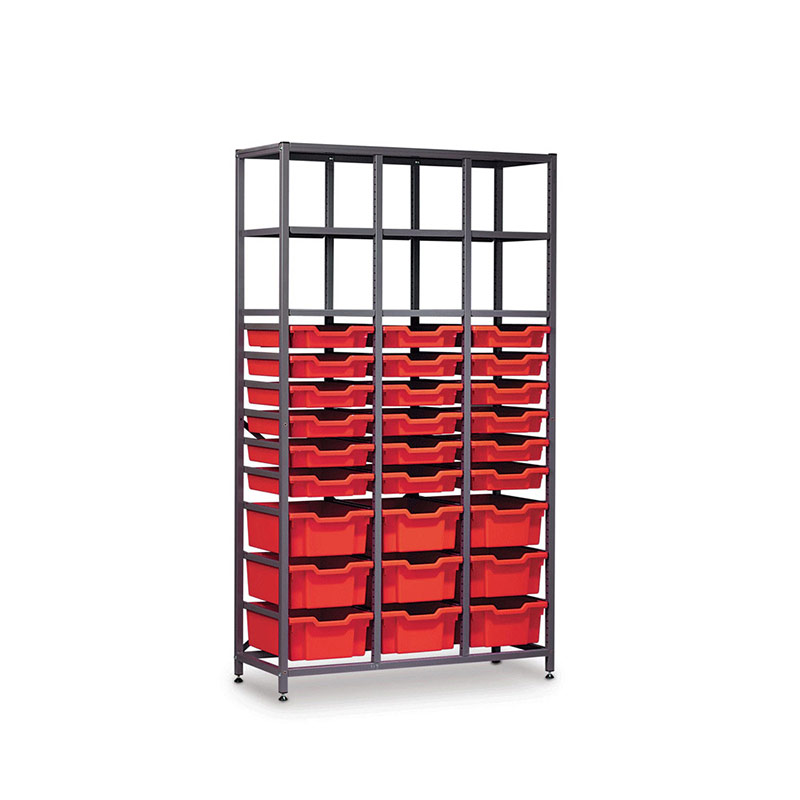 TecniStor Metal Storage – 9 deep & 18 shallow trays