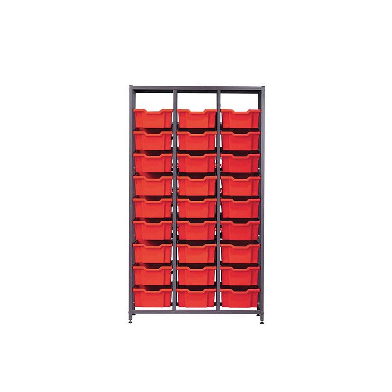 TecniStor Metal Storage – 27 deep Trays
