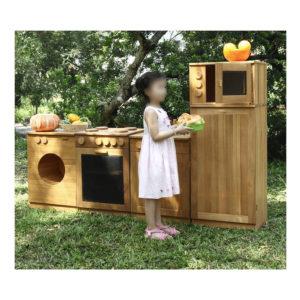 Outdoor kitchen Set