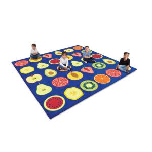 Fruit placement Carpet