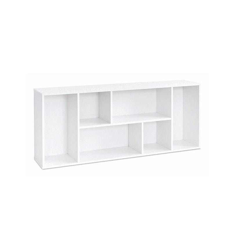 White Display Shelving – Small Display Unit