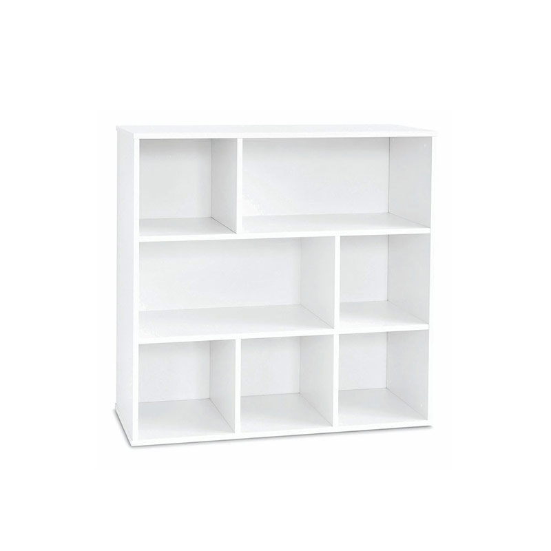White Display Shelving – Medium Display Unit
