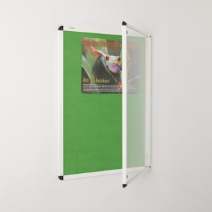 Colourtone Vibrant Tamperproof Noticeboards