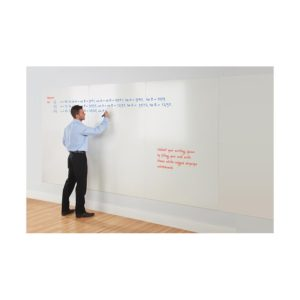 Continuous Whiteboard Walling