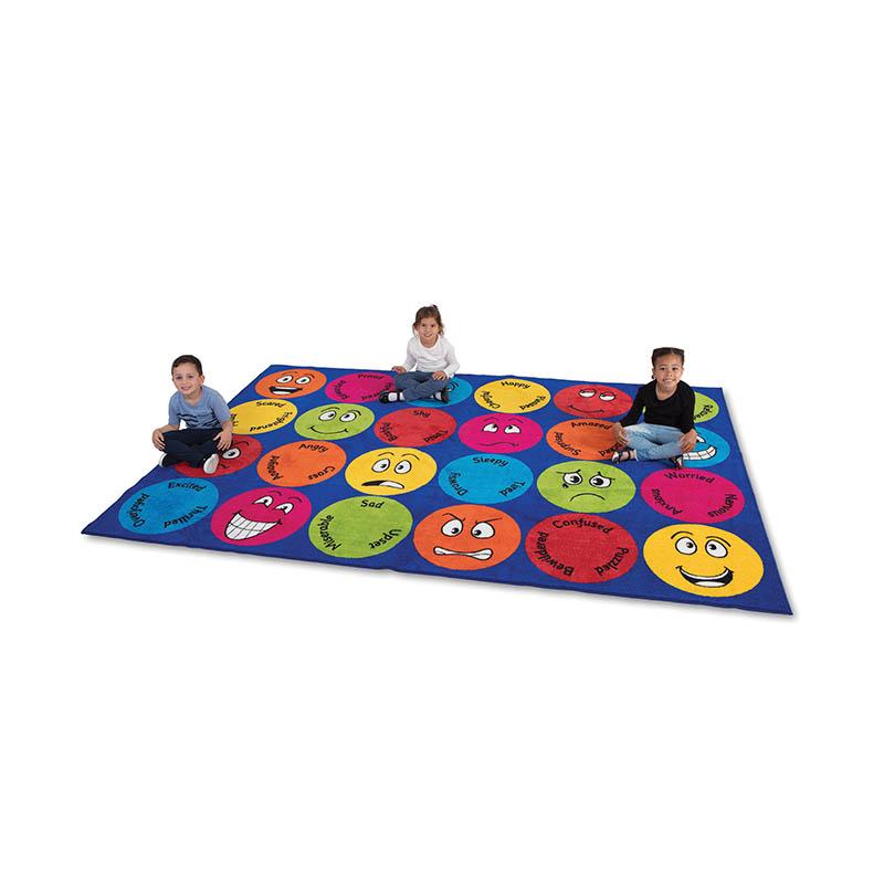 Emotions Interactive Carpet