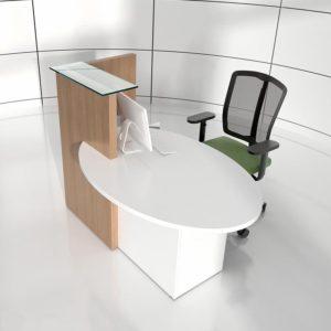 Oval Reception Unit