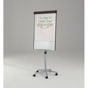 Eagle Mobile Flipchart Easel with 5-Star Base