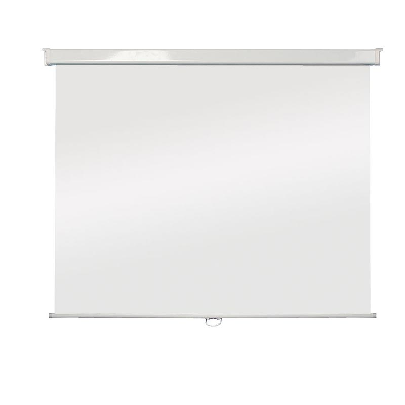 Manual Wall-Mounted Projection Screen