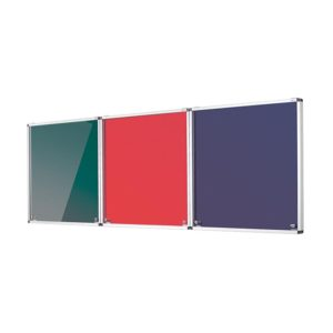 Resist-a-Flame Noticeboards – Top Hinged Tamperproof