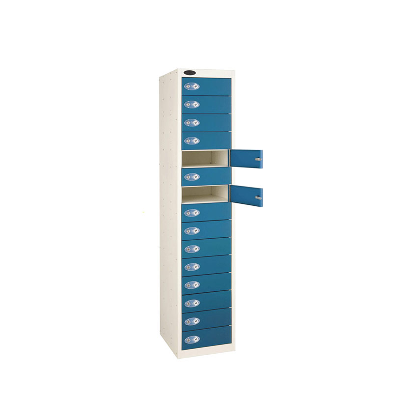 15 Compartment Charge Locker