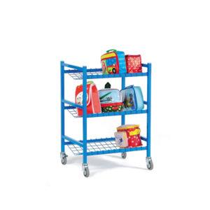 Storage Trolleys – Lunchbox Trolley Type 1