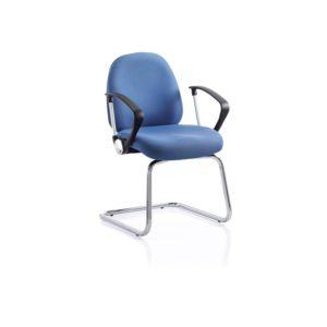 Ergotek Mid Back Visitor Cantilever Chair