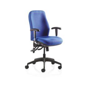 Ergotek+ High Back Task Chair