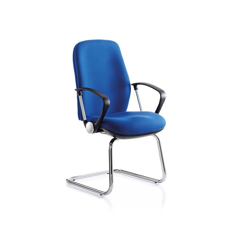 Ergotek+ High Back Visitor Cantilever Chair