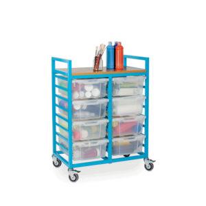 Storage Trolleys – Art/Snack Trolley