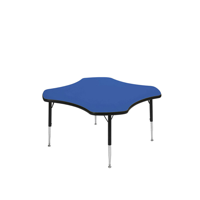 Height Adjustable Themed Tables – Clover Table
