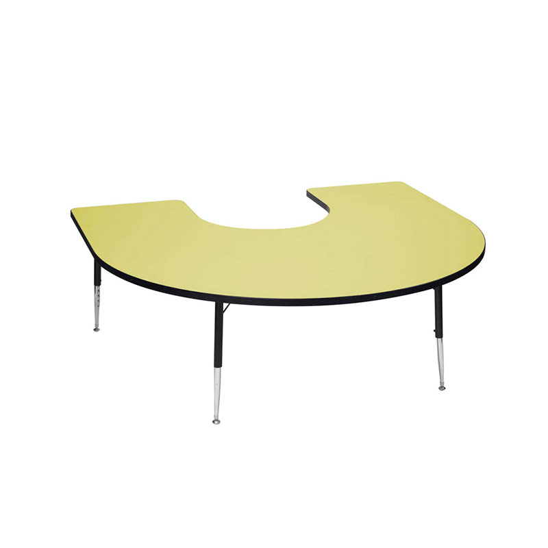 Height Adjustable Themed Tables – Horseshoe Table