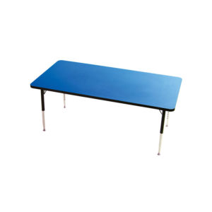 Height Adjustable Themed Tables – Rectangular Table