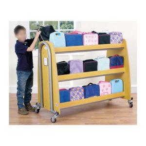 Storage Trolleys – Lunchbox Trolley Type 2
