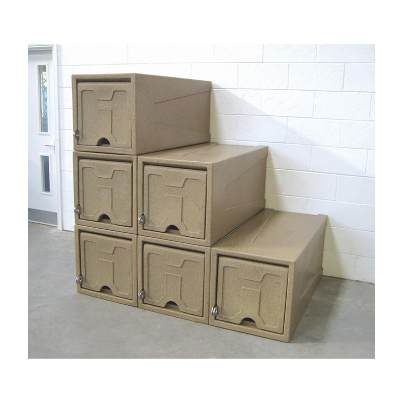 Outdoor Extra Deep Multi Purpose Storage Locker