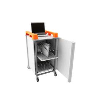 Lapcabby Storage Trolley –  Vertical