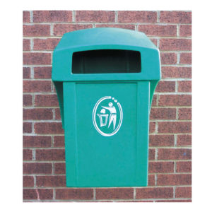 Wall/Post Mounted Bin