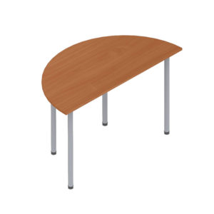 Colorado Pole Leg Tables – Multipurpose Semi-Circular