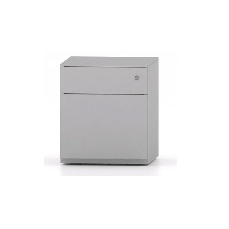 Anzio Steel Standard, Low Mobile Pedestal