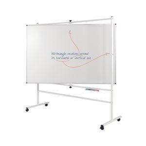 Premium Revolving  Whiteboard