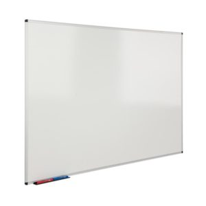Plain & Gridded Non-Magnetic Whiteboard