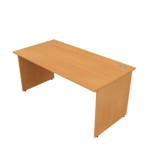Orbit Panel Leg Desks – Retangular
