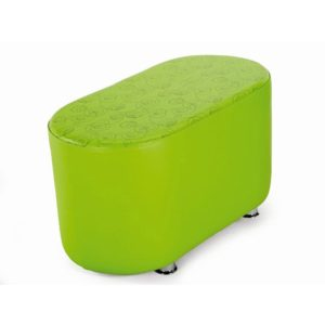 ReadingZone Oval Stool