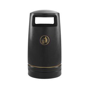 Tuftec Litter Bin – 100L