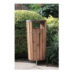 Manor Litter Bin with Lid