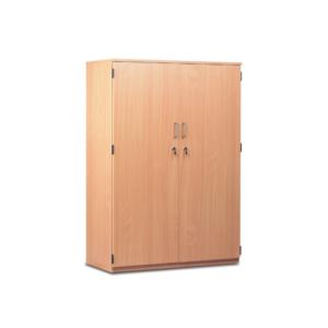 Four Column Tray Units – Locking Doors