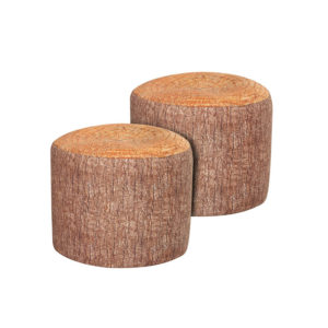 Tree Stump Soft Seating