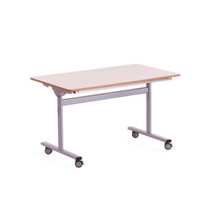 Rectangular Flip-Top Table