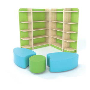 Kandi Reading Corner Set