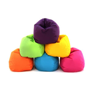 Mini Bean Bags ( set of 6)