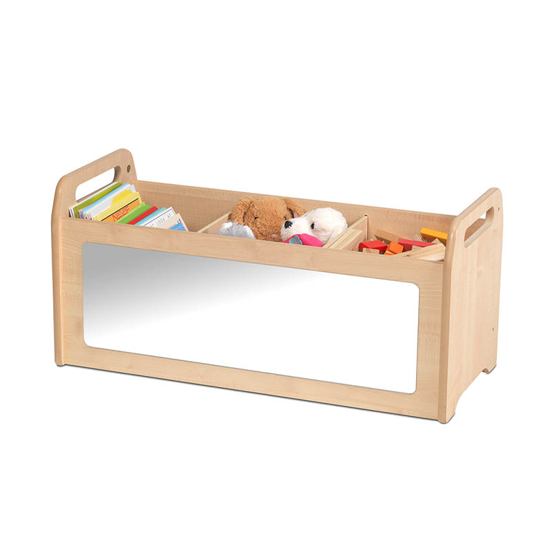 Creative! Low Level Easy Access Unit with Mirror Back