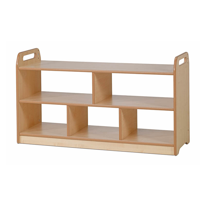 Creative! Extra Wide Open Shelving Storage Unit