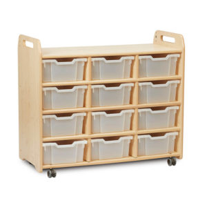 Creative! 12 Compartment Storage Unit