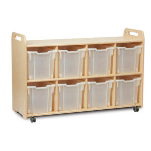 Creative! 8 Compartment Storage Unit