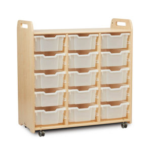 Creative! Tray Storage Unit