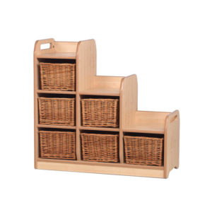 Creative! Stepped Left Hand Storage Unit