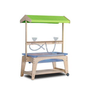 Canopy & Accessory Kit for Sand & Water Play Stations