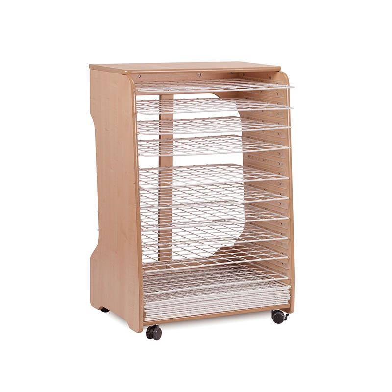Creative! Mobile Drying Rack