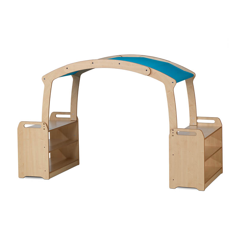 Creative! Tall Den Cave Set with Canopy