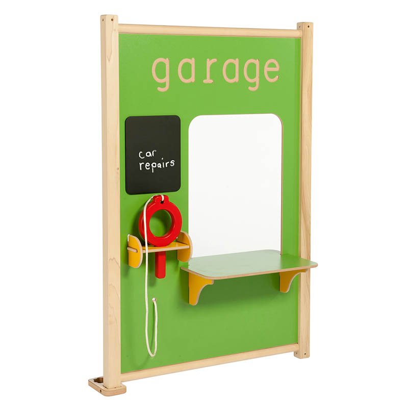 Coloured Role Play Panels – Garage Panel