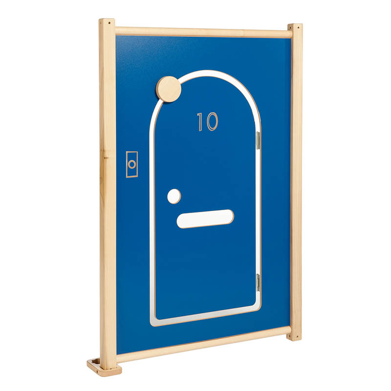 Coloured Role Play Panels – No. 10 Door Panel